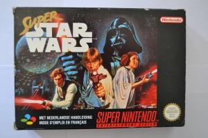 Super Star Wars SNES Complet sans cale (1)