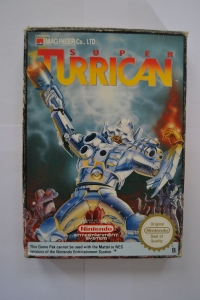 Super Turrican NES Complet (1)