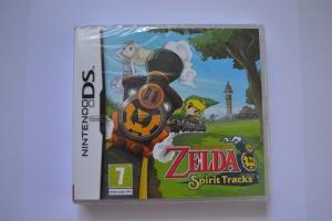Zelda Spirit Tracks DS Neuf sous blister (1)