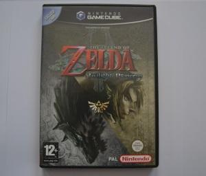 Zelda Twilight Princess Gamecube Complet (1)