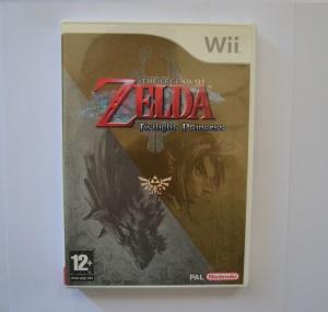 Zelda Twilight Princess Wii Complet (1)