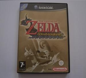 Zelda Windwaker Gamecube Complet (1)
